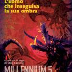 L'uomo che inseguiva la sua ombra (Millennium 05)
