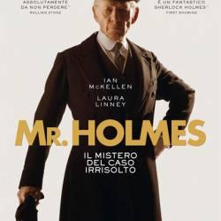 Mr Holmes il caso irrisolto