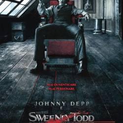 Sweeney Todd:il diabolico barbiere di Fleet Street