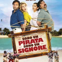 - Sono un pirata, sono un signore