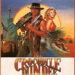 Mr Crocodile Dundee